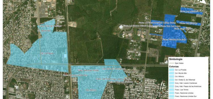 Informa COMAPA Victoria nuevos horarios de distribución de agua para sectores de la zona norte.